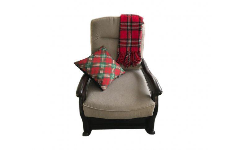 Мягкая мебель: купить Кресло-качалка Рома (Roma) - 1