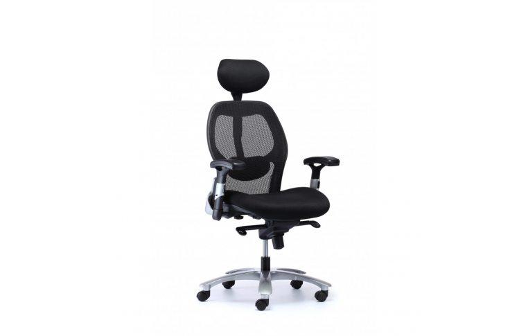 Кресла для руководителя: купить Эргономичное кресло для компьютера Saturno 0634B-2P5B Eagle Seating - 1