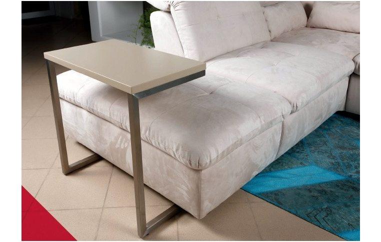 Мебель для гостиной: купить Стол приставной - консоль YORK (Йорк), капучино Nicolas - 1