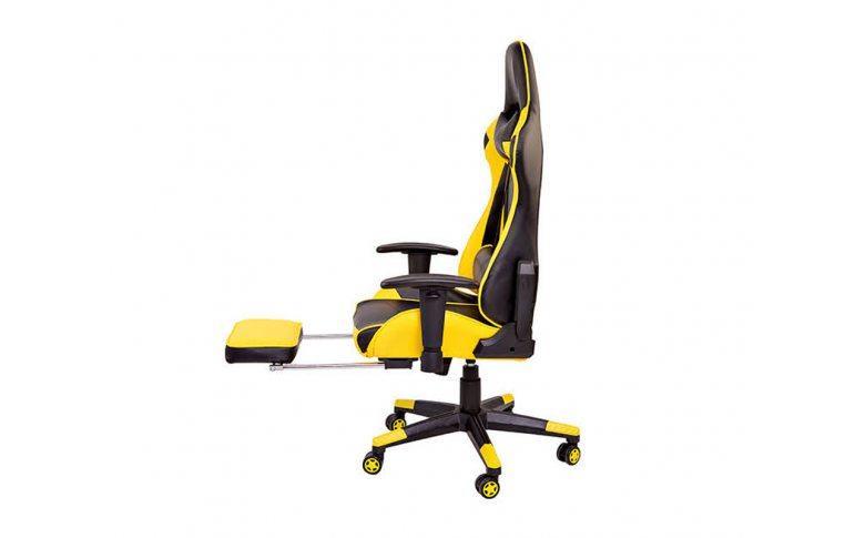 Кресла для руководителя: купить Кресло Drive yellow Goodwin - 5