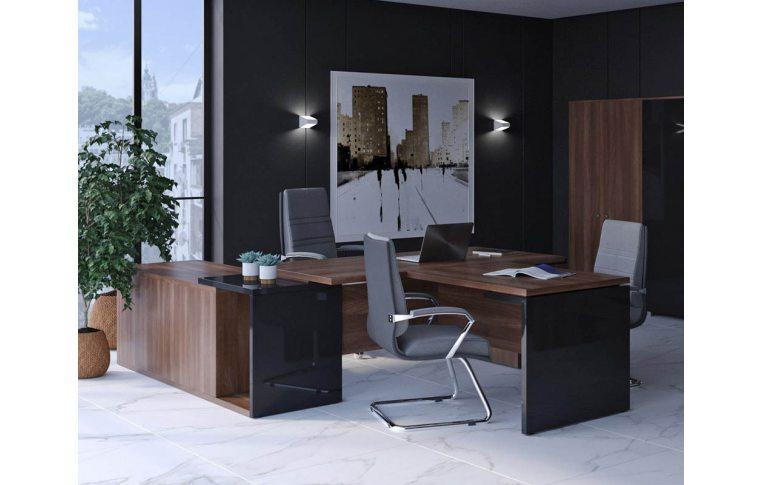 Письменные столы: купить Стол приставной Глосс G1.06.10 M-Concept - 2