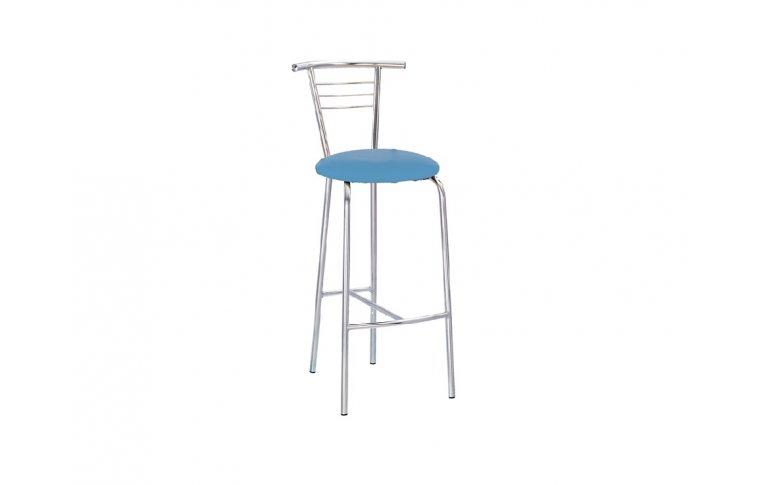 Барные стулья: купить Стул барный Tina Hoker Chrome - 1