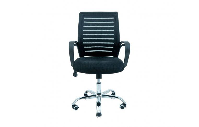 Офисные стулья: купить Кресло Флеш (Flesh) Черный Richman - 2