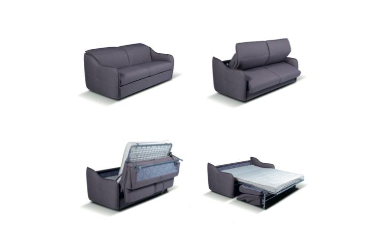 Мягкая мебель: купить Диван-кровать Moroni - 2
