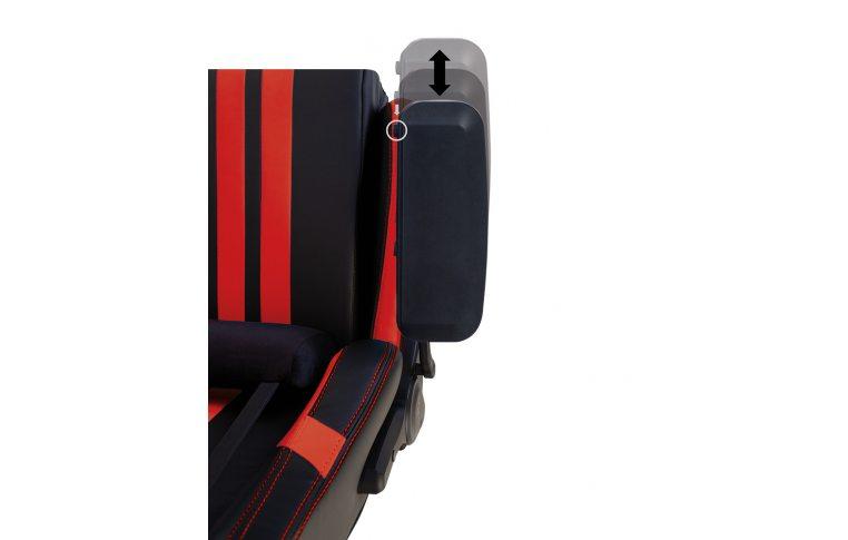 Игровые кресла: купить Кресло для геймеров Hexter Pro r4d Tilt mb70 Eco/03 Black/Red - 12
