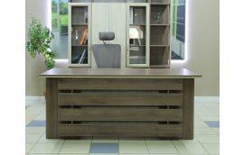 """Письменные столы: купить Кабинет """"Интеграл"""" І-018 стол руководителя -"""
