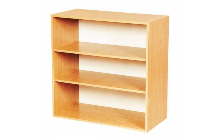 Школьные шкафы: купить Секция верхняя открытая С-10 - 1