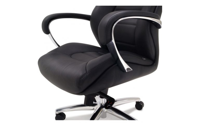 Кресла для руководителя: купить Кресло F181 коричневый - 3