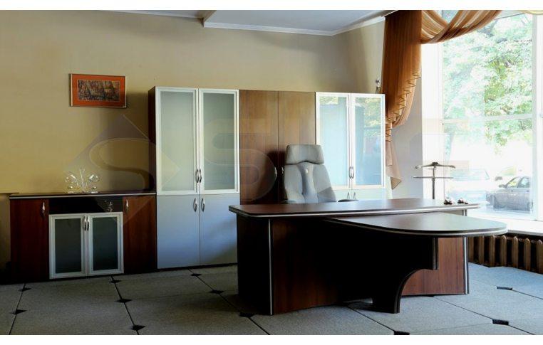 """Мебель для руководителя: купить Кабинет """"Титан"""" Т-010 Стол приставной - 2"""