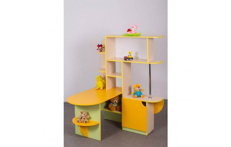 """Мебель для детского сада: купить Стол исскуств """"Радуга"""" - 1"""