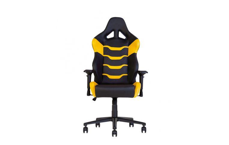Игровые кресла: купить Кресло для геймеров Hexter rc r4d Tilt mb70 Eco/02 Black/Yellow - 2