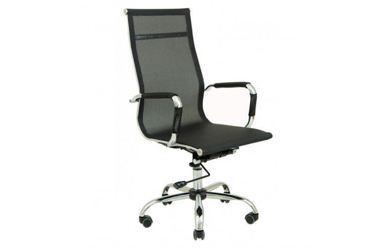 Кресла для руководителя: купить Кресло Кельн Хром Черный - 1