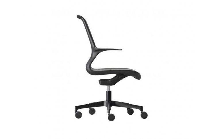 Кресла для руководителя: купить Кресло Loop черный Milani - 2