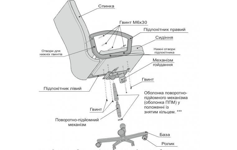 Кресла для руководителя: купить Кресло Boss ECO-30 - 4