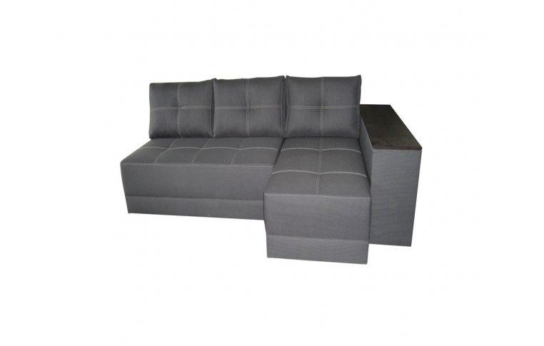 Угловые диваны: купить Угловой диван Нео-2-Ля Серый - 1