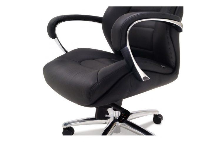Кресла для руководителя: купить Кресло F181 черный - 6
