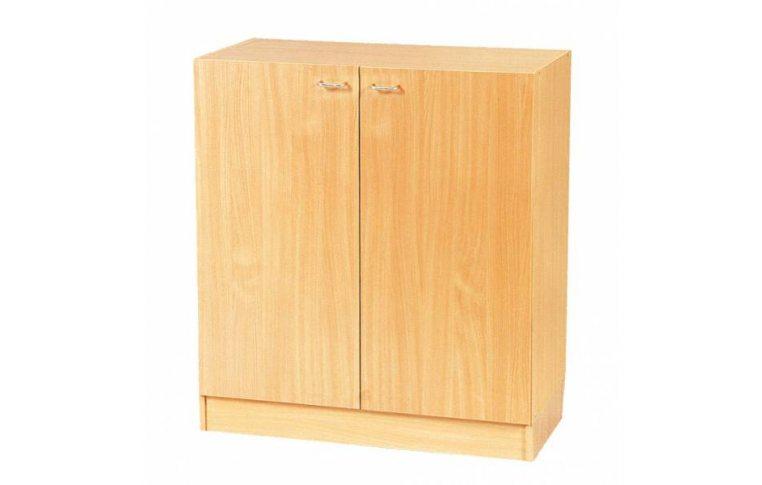 Школьные шкафы: купить Секция нижняя с дверями С-01 - 1