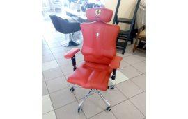 Кресла для руководителя: купить Кресло Elegance красный, подголовник