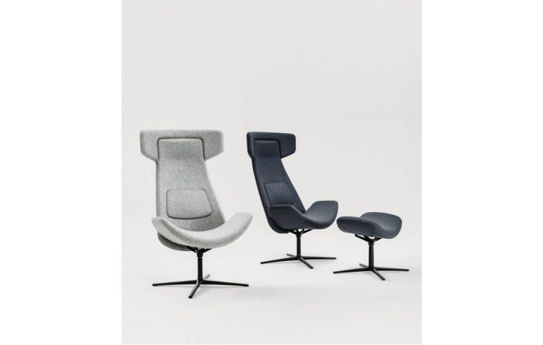 Кресла для руководителя: купить Кресло Nordic Milani - 4