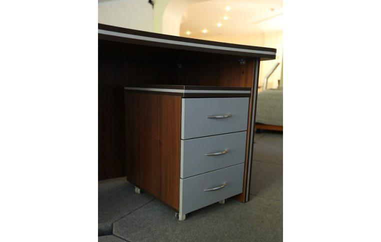 """Мебель для руководителя: купить Кабинет """"Титан"""" Т-018 Стол руководителя - 4"""