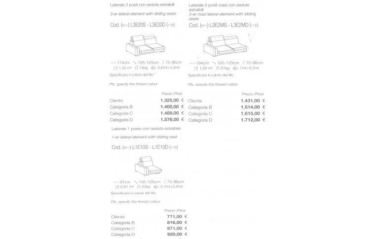 Мягкая мебель: купить Диван Astor - 8