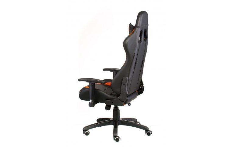 Геймерские кресла: купить Кресло ExtremeRace black/orange - 5