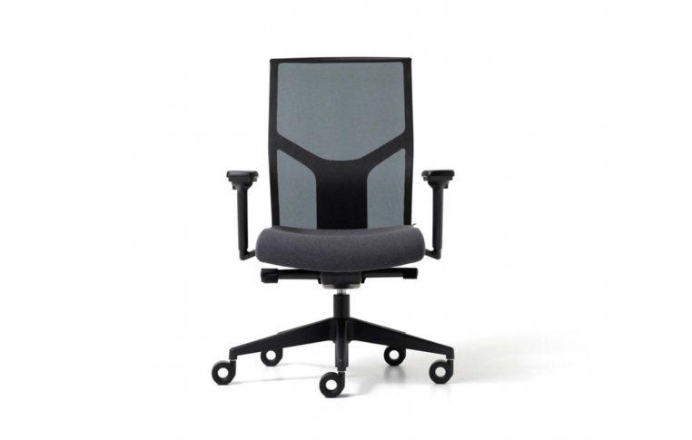 Кресла для руководителя: купить Кресло Fit черный Diemme - 2