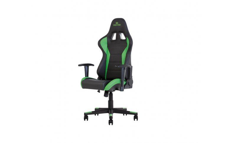 Игровые кресла: купить Кресло для геймеров Hexter ml r1d Eilt pl70 Eco/01 Black/Green - 1