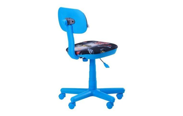 Детские кресла: купить Кресло Свити голубой Машинки AMF - 3