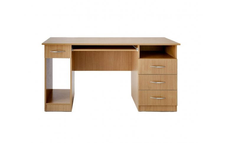 Компьютерные столы: купить Стол компьютерный Сильф СК-3Я ДСП бук - 2