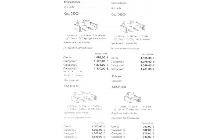 Мягкая мебель: купить Диван Astor - 5