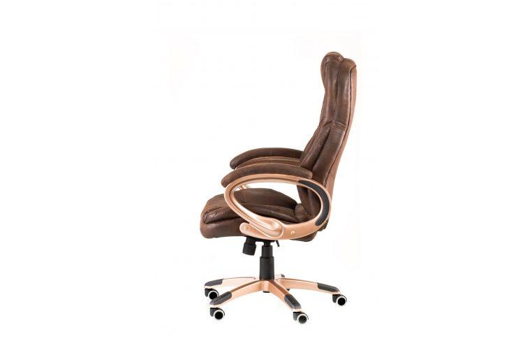 Офисные кресла: купить Кресло Bayron dark brown - 3