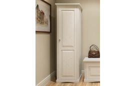 """Мебель для гостиной: купить Шкаф 1-но дверн. """"Неаполь"""" (белый воск) Д7111-04 Domini"""