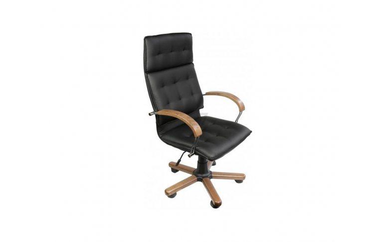 Кресла для руководителя: купить Кресло Richmond Wood chrome ECO-30 1.031 - 1