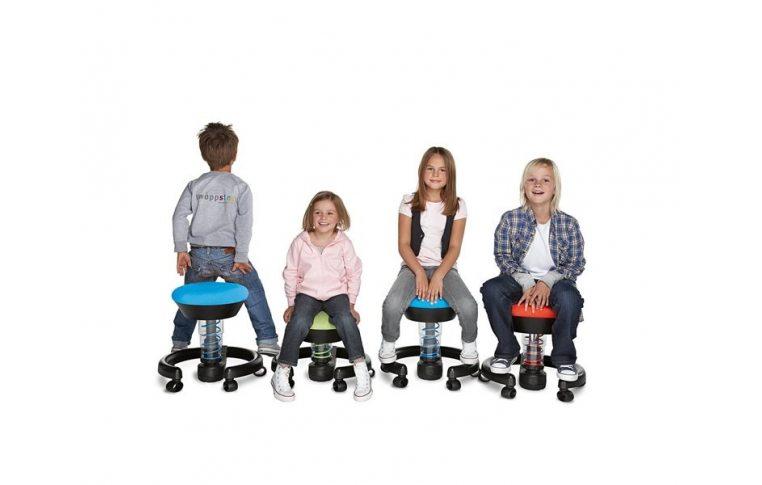 Эргономичные стулья: купить Активный стул для детей Swoppster - 4