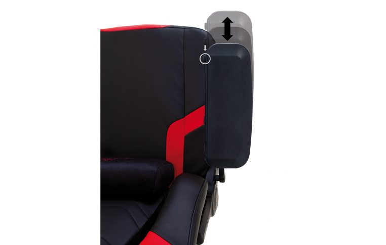 Игровые кресла: купить Кресло для геймеров Hexter xr r4d mpd mb70 Eco/01 Black/Red - 13