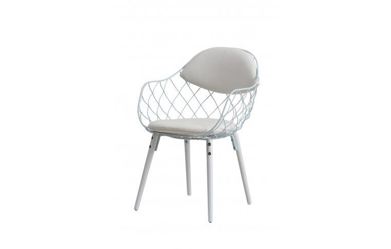 Кресла: купить Кресло Вики (белый) Domini - 1