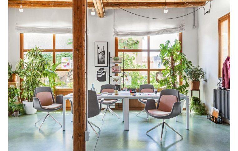 Кресла для руководителя: купить Кресло Nordic Milani - 5