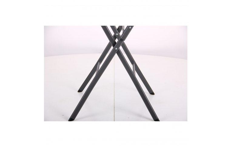 : купить Стол Maya т.серый, стекло AMF - 8
