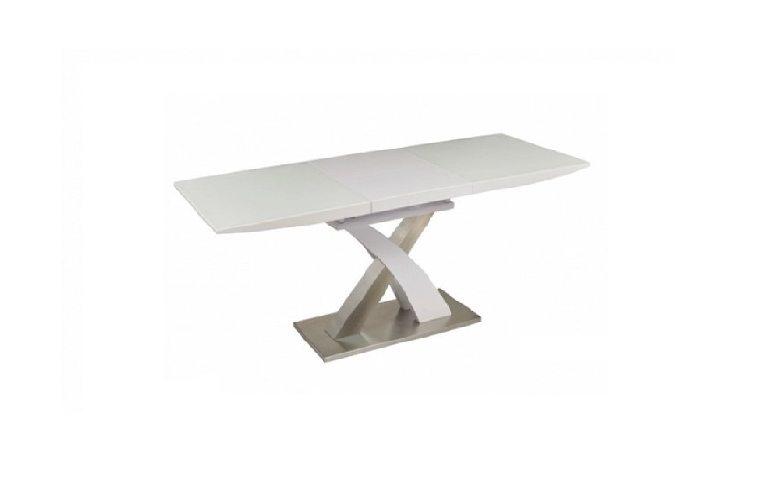Кухонные столы: купить Стол обеденный Prime белый - 1