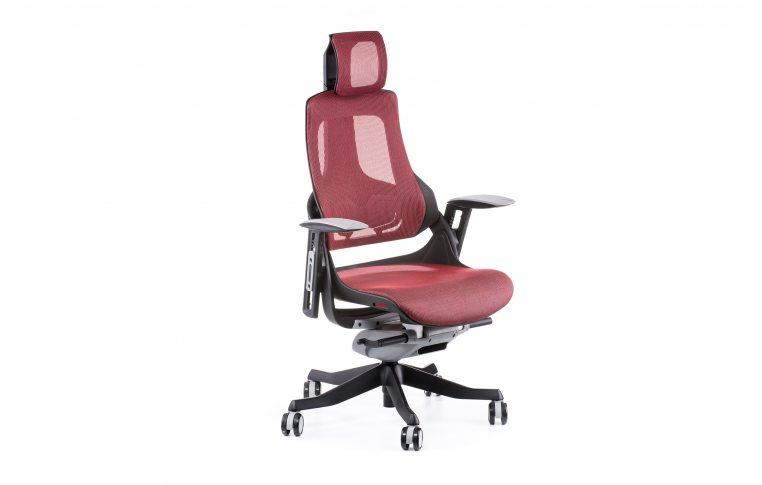 Офисные кресла: купить Кресло WAU DEEPRED NETWORK - 6