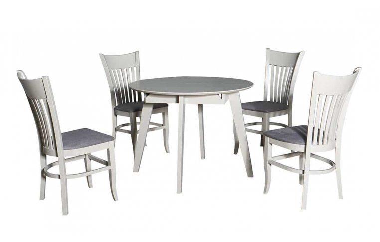 Кухонные столы: купить Стол Марс серый - 6