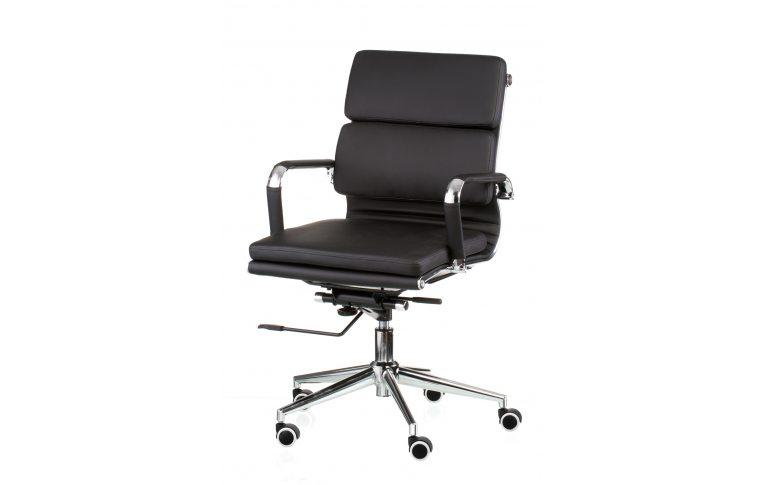 Офисные кресла: купить Кресло Solano 3 artleather black - 1
