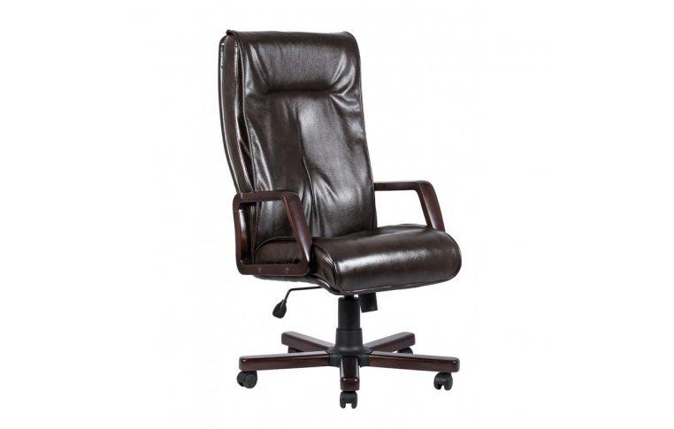 Кресла для руководителя: купить Кресло Бостон Вуд Орех М-3 Флай 2231 Richman - 1
