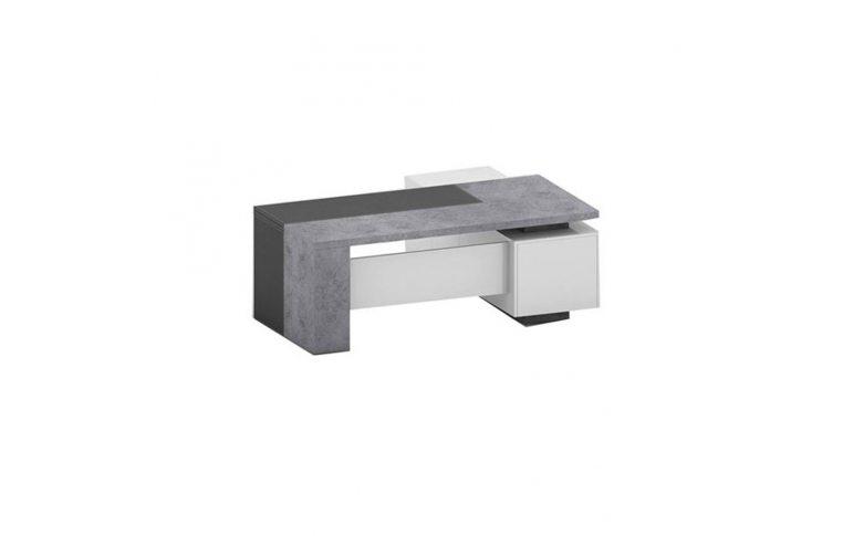 Офисные столы: купить Стол тумбовый с экраном Урбан 30/106 (2200*1800*H770) - 1