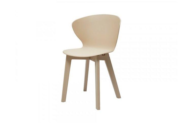 """Кухонные стулья: купить Стул """"Чарли"""" (ПЛ бежевый) Domini - 1"""