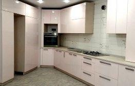 Реализованные проекты кухонь