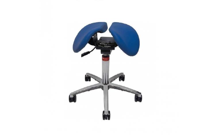 Эргономичные стулья: купить Стул-седло Salli Chin синий - 1