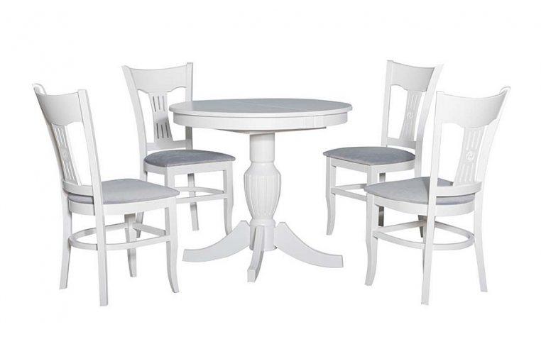 Кухонные стулья: купить Стул Сильва белый - 3