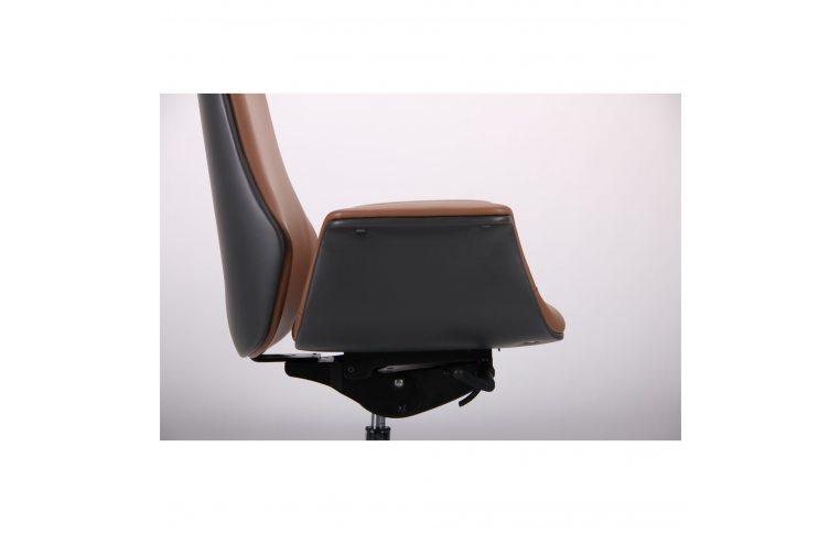 Кресла для руководителя: купить Кресло Bernard HB Brown/Dark Grey AMF - 8